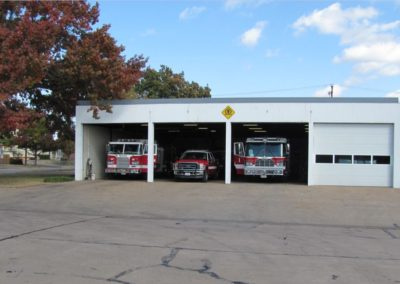 WFFD Fire Station