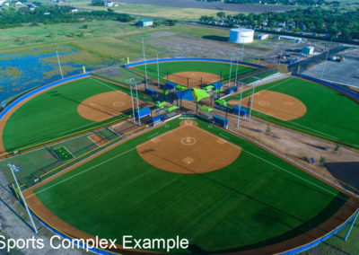 Sports Complex Example